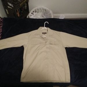 Long sleave timberland dress shirt